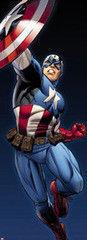 Фотообои Фотообои Komar Captain America 1-431