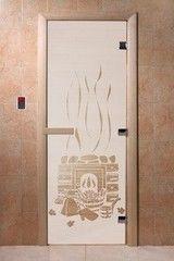 Дверь для бани и сауны Дверь для бани и сауны Doorwood Банька