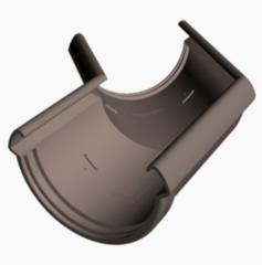 Водосточная система Docke Lux Угловой элемент 135° (шоколад)