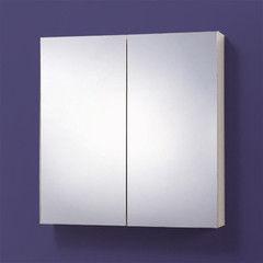 Мебель для ванной комнаты Акваль Зеркальный шкаф Эмили 65 (AL.04.66.02.N.)