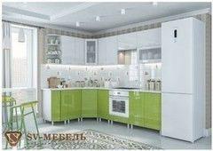 Кухня Кухня SV-Мебель Волна Олива