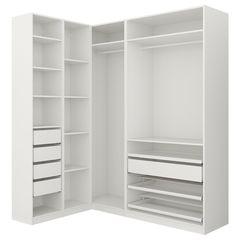 Гардеробная Гардеробная IKEA Пакс 692.185.20