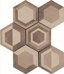 Плитка Плитка Ragno Rewind Decoro Geometrico Corda 21х18.2