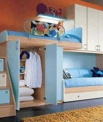 Детская комната Детская комната BlackCat Вариант 63