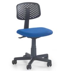 Детский стул Детский стул Halmar Loco 2 (черно-синий)