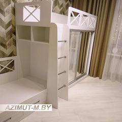 Детская комната Детская комната Azimut-M Женева