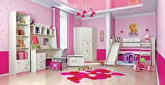 Детская комната Детская комната Мебель-Неман Розалия