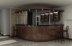 Мебель для баров, кафе и ресторанов Эра Модель 01