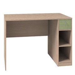Письменный стол Глазовская мебельная фабрика Калейдоскоп-2 (Зеленая Радуга) с