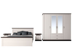 Спальня Интерлиния Тауэр набор мебели 1