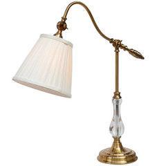Настольный светильник Arte Lamp Seville A1509LT-1PB