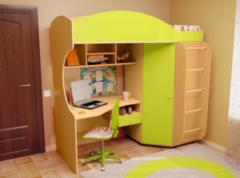 Детская комната Детская комната БелБоВиТ Пример 167