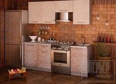Кухня Кухня Интерьер-Центр София Мозаика ваниль/какао