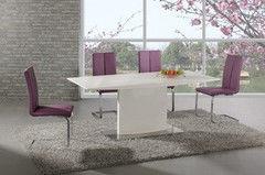 Обеденный стол Обеденный стол Halmar ELIAS (белый)