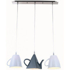 Светильник Arte Lamp Brooklyn A6604SP-3WH
