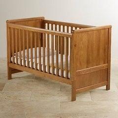 Детская кровать Кроватка Orvietto Оригинальный Рустик OO 012