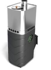 Печь Термофор Бирюса 2013 Carbon ДА ЗК антрацит