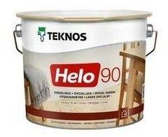 Лак Лак Teknos Helo 90 (9л)