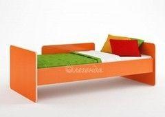 Детская кровать Детская кровать Легенда 14 (оранж)