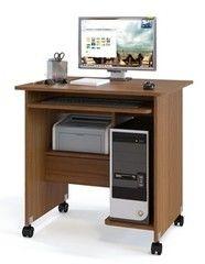 Письменный стол Сокол-Мебель КСТ-10.1 (ноче-экко)