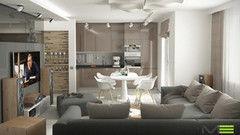 Дизайн квартир и коттеджей Maze Studio Проект 13