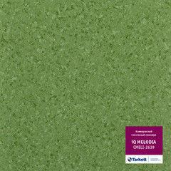 Линолеум Зеленый линолеум Tarkett iQ Melodia CMELI-2639