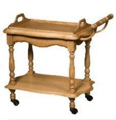 Сервировочный столик Сервировочный столик Гомельдрев Версаль ГМ 5608 (орех)