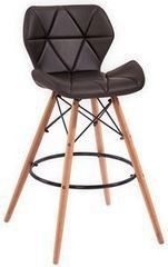 Барный стул Барный стул Atreve Eliot (черн./бук)