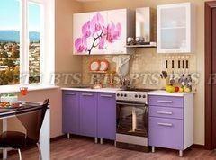 Кухня Кухня BTS Орхидея 1.6м