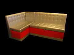 Кухонный уголок, диван Виктория Мебель Габо СК 2182