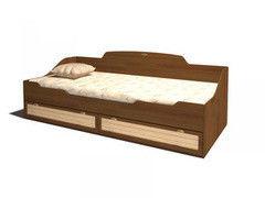 Детская кровать Детская кровать ЭталонМебельКом Антошка