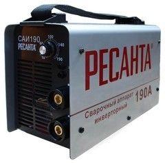 Сварочный аппарат Сварочный аппарат Ресанта САИ-190