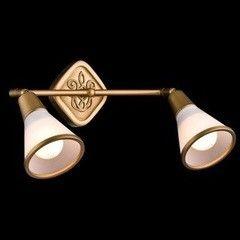 Настенно-потолочный светильник Maytoni Luther ECO008-02-G