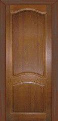 Межкомнатная дверь Межкомнатная дверь Поставский мебельный центр ДГ 7 Темный лак