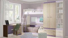 Детская комната Детская комната Гармония Уюта Вариант 54