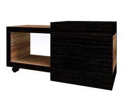 Журнальный столик Глазовская мебельная фабрика Hyper 1 (венге)