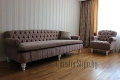 Набор мягкой мебели Набор мягкой мебели ChesterStyle Prestige