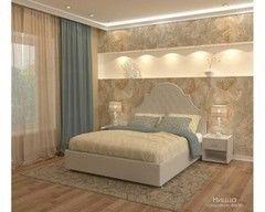 Кровать Кровать УЮТ Ницца 160x200 (Blitz 02)
