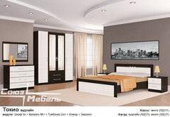 Спальня Союз-Мебель Токио (вудлайн)