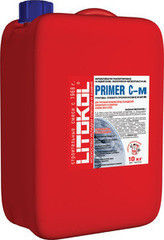 Грунтовка Грунтовка Litokol PRIMER C-м (10 кг.)