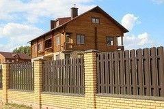 Забор Забор АЛЬТЕРстрим Штакетник матовый двусторонний