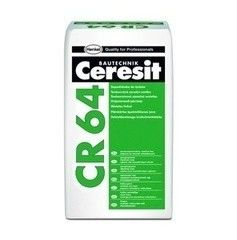 Шпатлевка Шпатлевка Ceresit CR 64