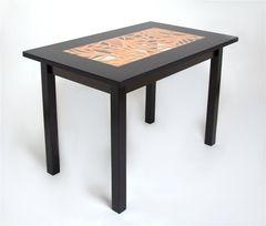 Обеденный стол Обеденный стол Red&Black Ажур (Р-15)