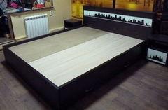 Кровать Кровать Novalux Пример 30