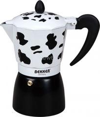 Bekker Гейзерная кофеварка BEKKER BK-9355