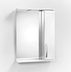Мебель для ванной комнаты Акваль Зеркало Афина 60 см (R)