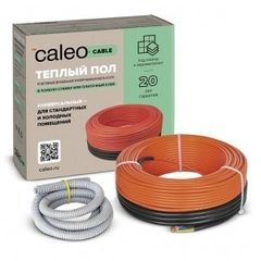 Теплый пол Теплый пол Caleo Cable 18W-80 11 кв.м. 1440 Вт