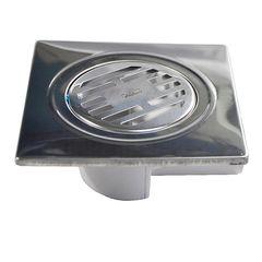 Водоотвод для ванной комнаты Санакс Душевой трап горизонтальный (00011) 150x150