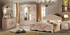 Спальня Калинковичский мебельный комбинат Розалия КМК 0456 (дуб молочный)