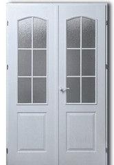 Межкомнатная дверь Межкомнатная дверь Гродножилстрой ДВ1ДЧ 21х13 НЩ ЗЩ